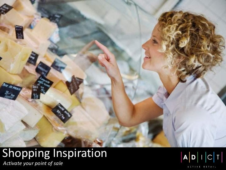 Shopping InspirationActivate your point of sale