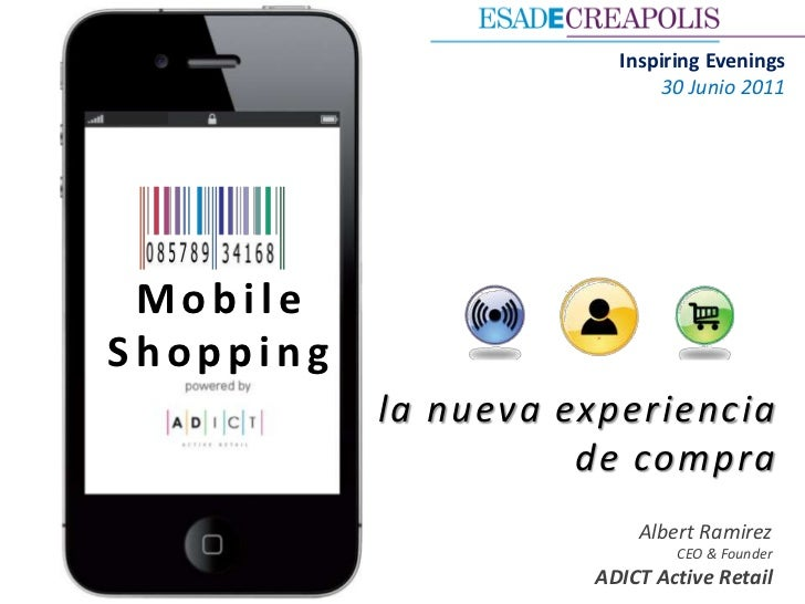 ADICT Mobile Shopping