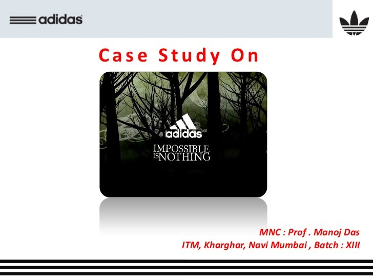 adidas analysis Due to americans listening to rap music, adidas has hired rappers to mention their company in songs due to germany`s main.