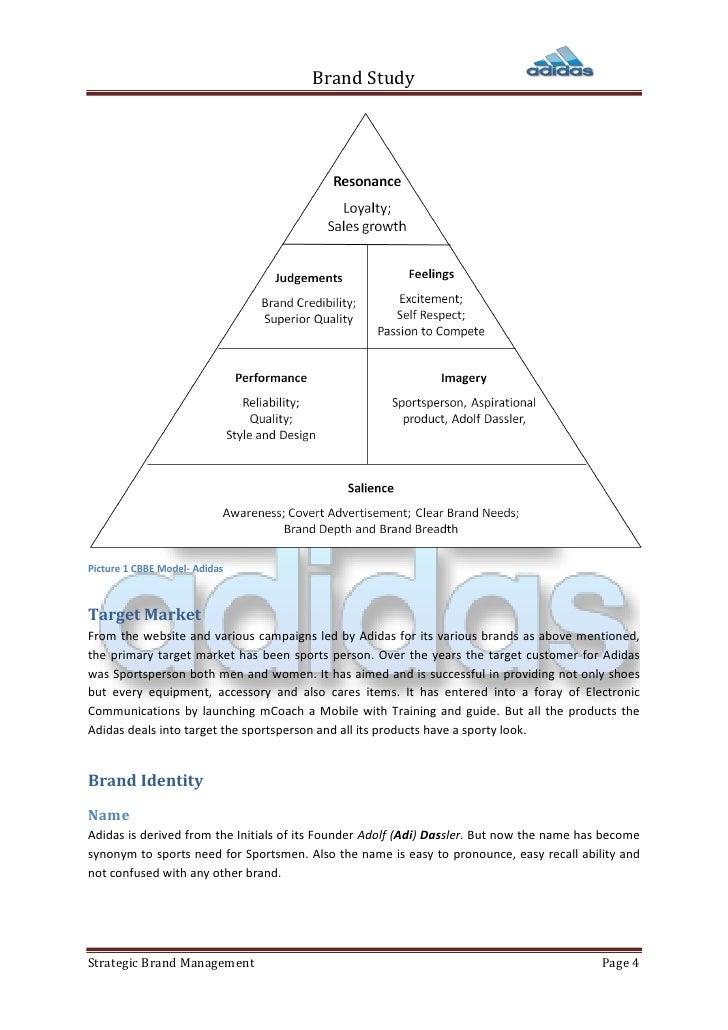 (DOC) Marketing-strategy ADIDAS | Karamath Rabbani ...