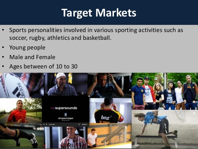 adidas targeting and positioning Adidas nike case study 1 vs1 2 targeting, positioning 31 segments targetedboth nike and adidas target aspiring athletes in the age group of 15 -35.