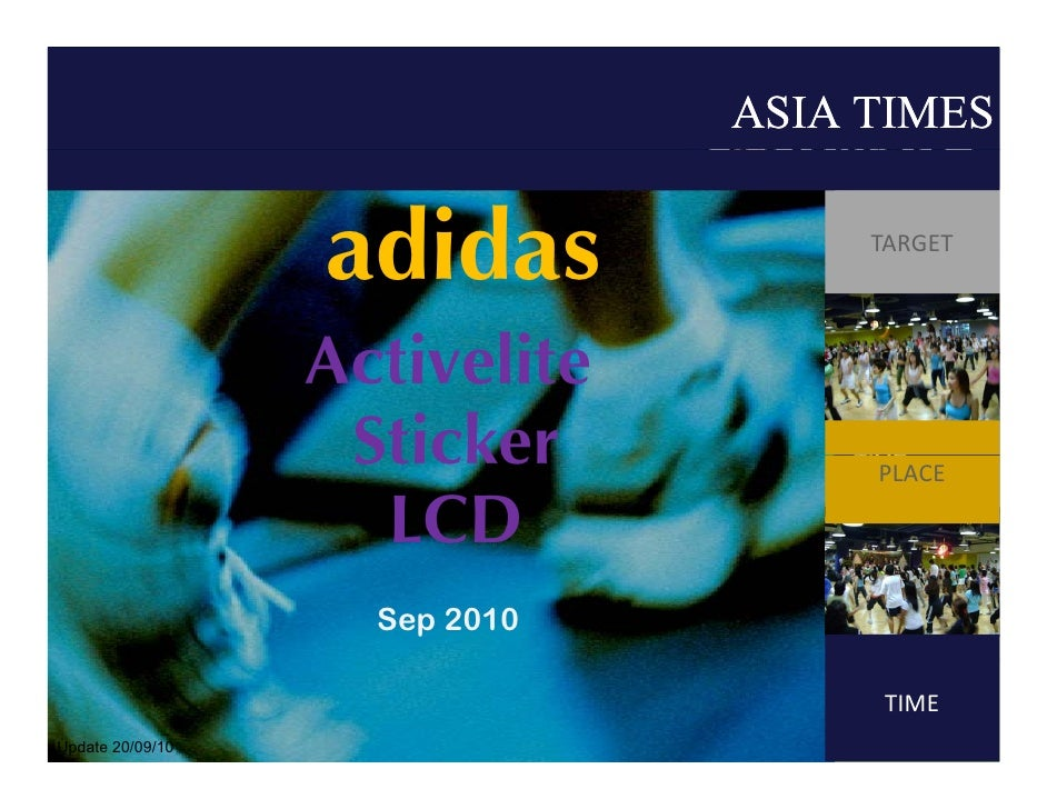 Adidas Report 092010 Pdf