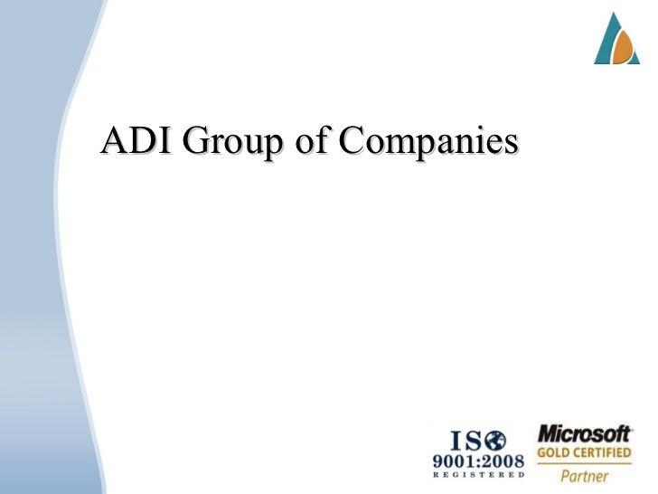 ADI Group of Companies