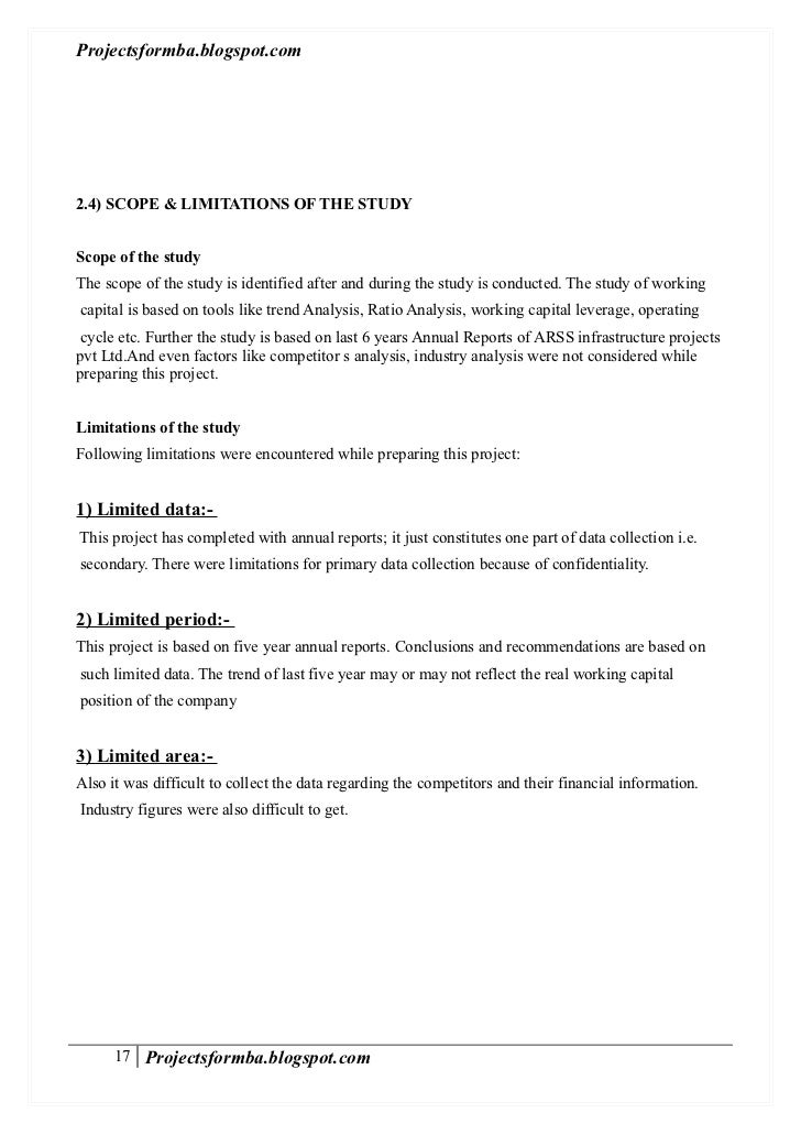 write delimitations dissertation Identifying assumptions and limitations for your if you are writing a qualitative dissertation identifying assumptions and limitations for your dissertation.
