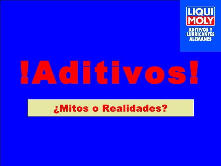 aditivos liqui moly. Black Bedroom Furniture Sets. Home Design Ideas