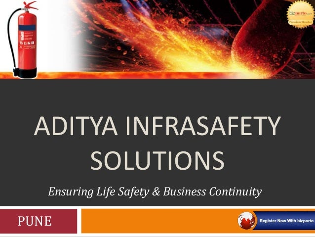 Aditya Infrasafety Solutions In Pune