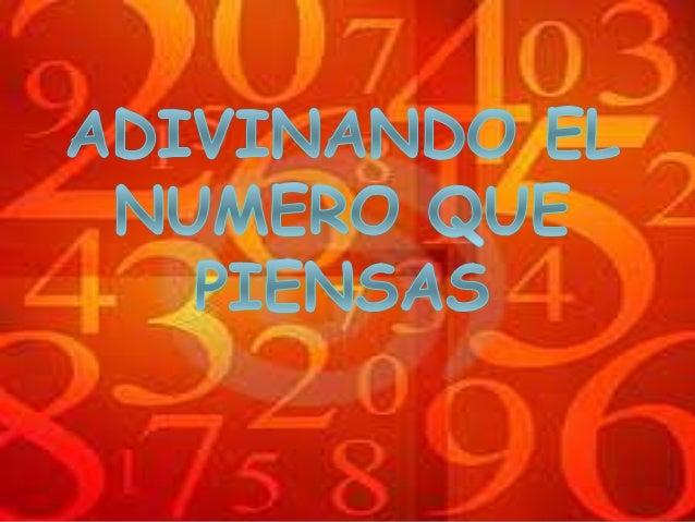 ELIGE EN TU MENTE UN NUMERO DEL 1 AL 63 1 2 3 4 5 6 7 8 9 10 11 12 13 14 15 16 17 18 19 20 21 22 23 24 25 26 27 28 29 30 3...