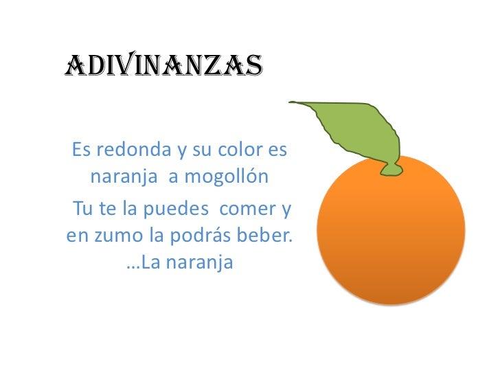 Adivinanzas de verduras | Adivinanzas - Holiday and Vacation