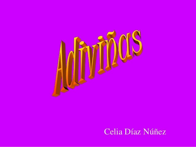 Adivinas (2013)