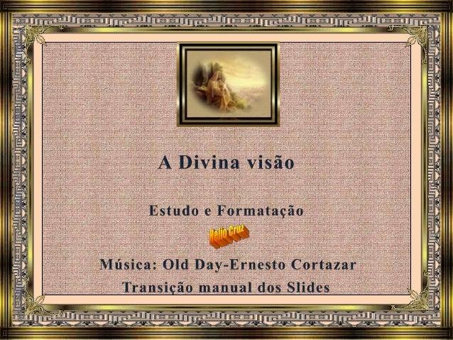 """(Do livro """"Contos e Apólogos"""" pelo Espírito Irmão X) Muitos anos orara certa devota, implorando uma visão do Senhor. Morti..."""