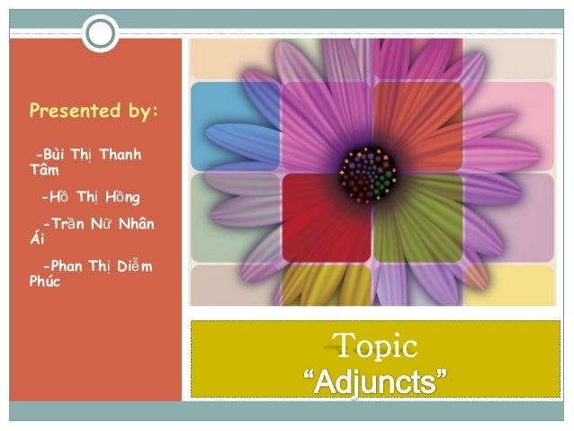 Presented by: --Bùi Thị Thanh  Tâm  - -Hồ Thị Hồ ng  -Trầ n Nữ Nhân Ái -Phan Thị Diễ m Phúc  Welcome to our presentattion