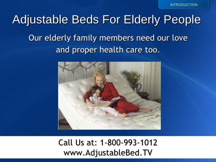 <ul><li>Our elderly family members need our love </li></ul><ul><li>and proper health care too. </li></ul><ul><li>INTRODUCT...