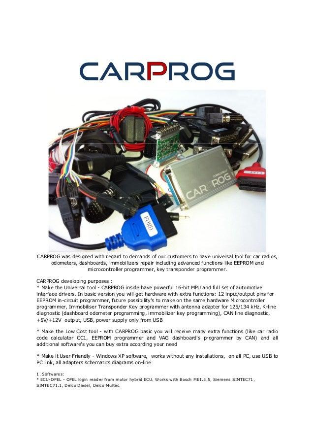 Adkautoscan.com carprog full v4.01 manual