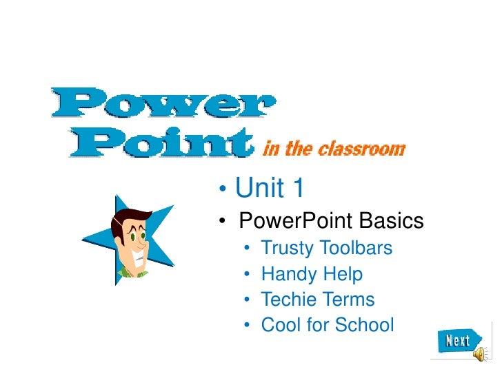 EME 6507 PowerPoint Tutorial