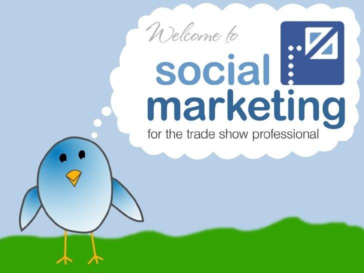 Adler Display Social Marketing Seminar