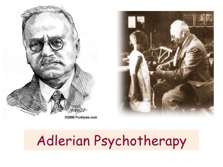 adlerian theory chapter 5 Psychotherapy - chapter 5 (3) 13 nature of maladaptivity for adler, the obsessive-compulsive person is the adlerian theory - adlerian theory birth to 6 years of age adler holds that the individual begine to form an approach to life during this time.