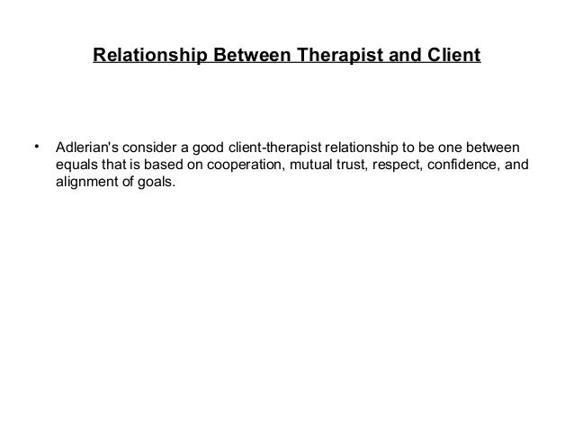Adlerian Therapy Essays (Examples)