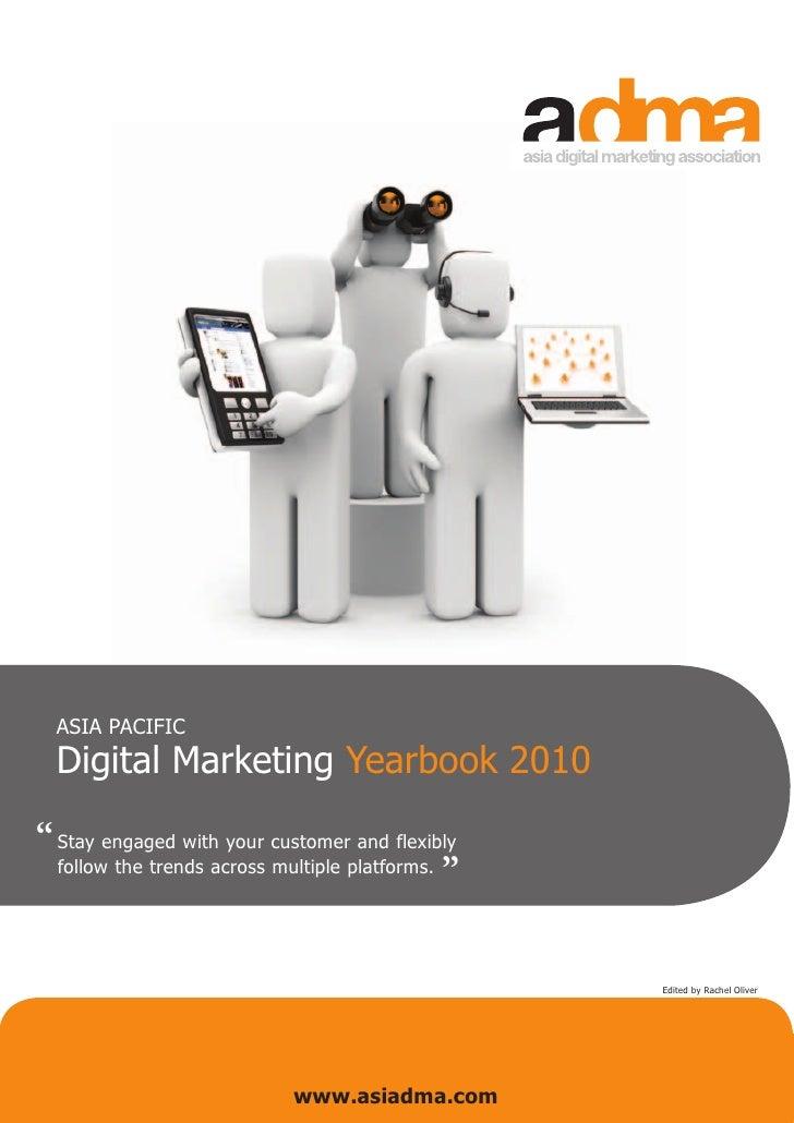 Adma Digital Marketing Yearbook 2010