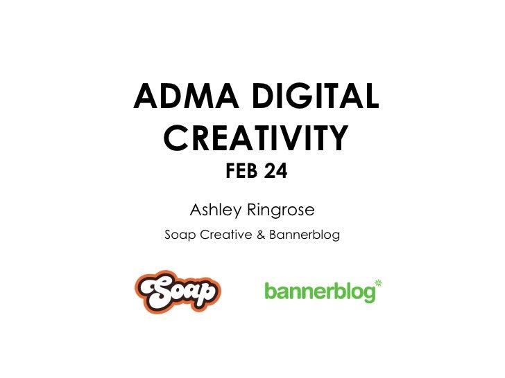 ADMA March 24, 2010
