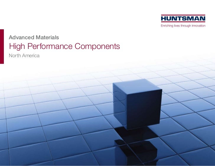 US High Performance Components Brochure