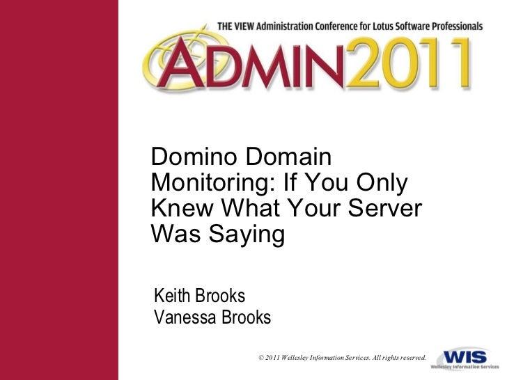 Admin2011 brooks dominodomainmonitoring