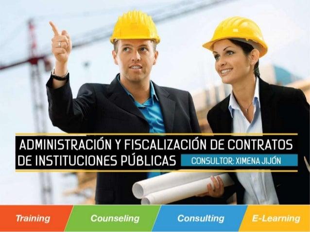 Testimonios de Ex-Alumnos  Seminario de Administración de  Contratos (Quito)