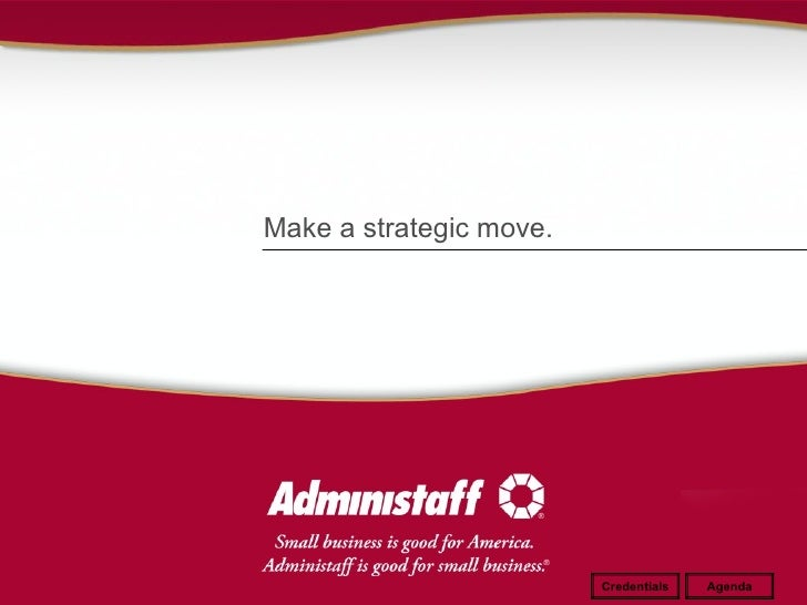 About Administaff