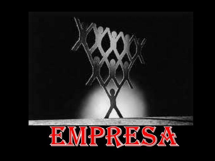 EMPRESA<br />