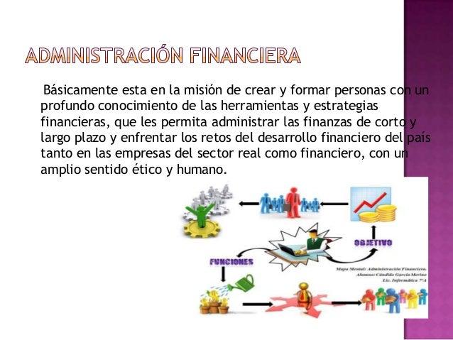 entorno a la administracion financiera:
