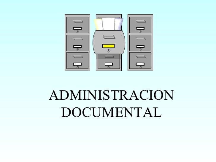 Administracion+Documental