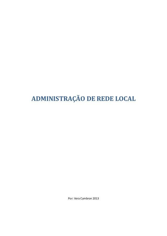 Administração de Rede Local