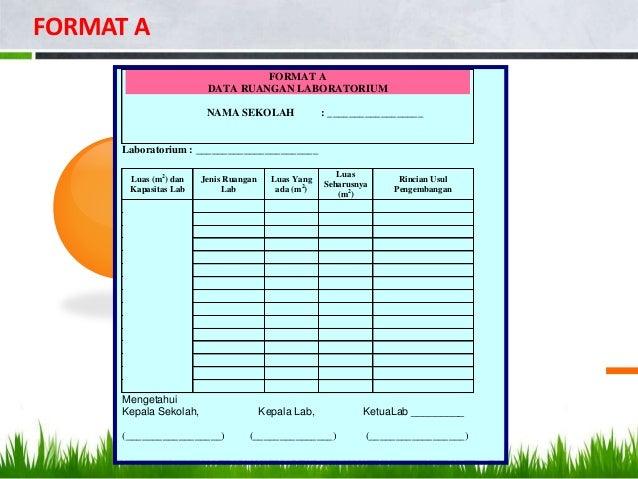 Administrasi Dan Inventarisasi Barang Dan Alat Laboratorium Ipa