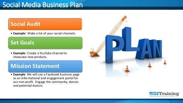 Media business plan