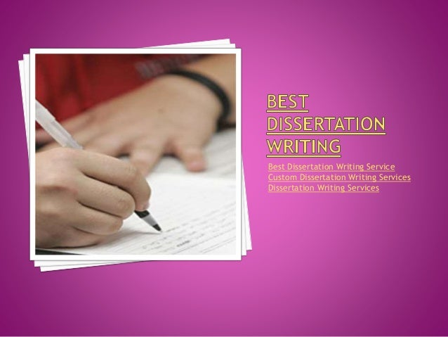 Marketing Dissertation Writing Service