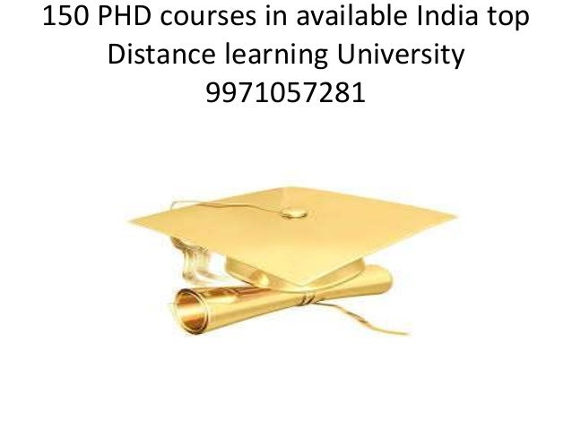 Phd in computer science online