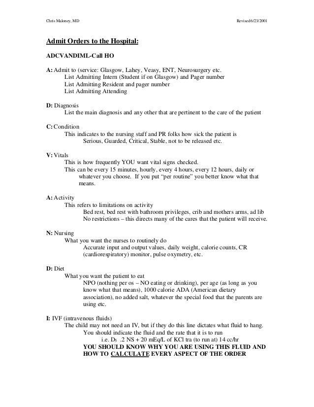 Order admission essay
