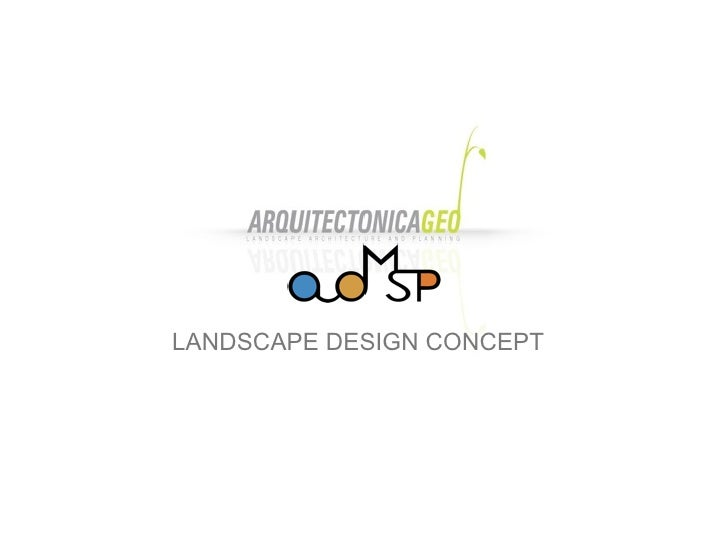 Altos del Mar Sculpture Park Landscape Design Concept