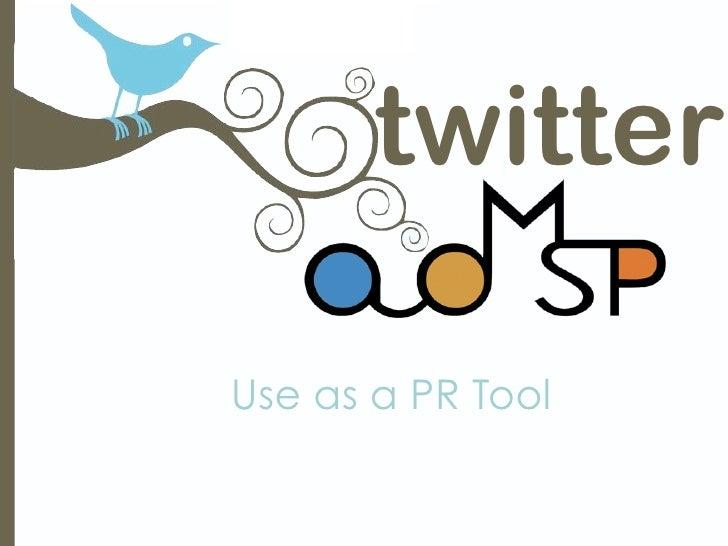 ADMSP Social Media Connect Sites