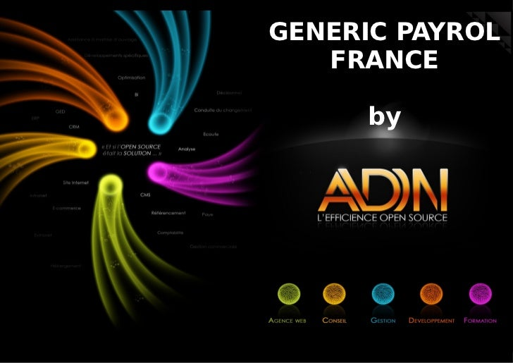GENERIC PAYROL   FRANCE     by