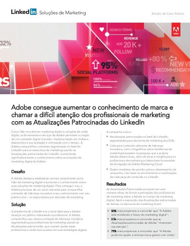 Adobe Estudo de Caso