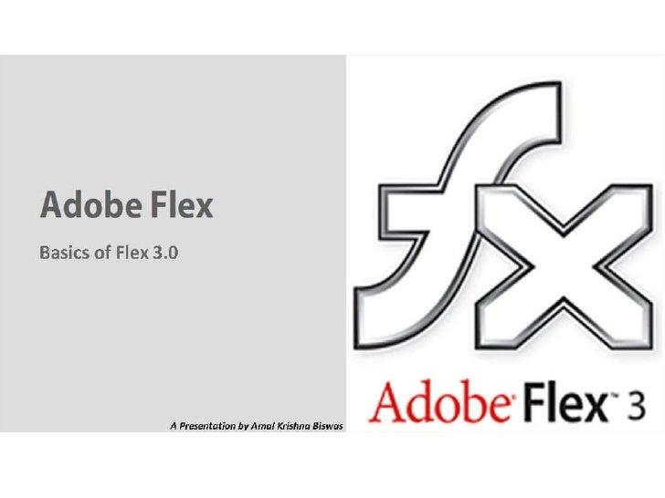 Adobe Flex Introduction