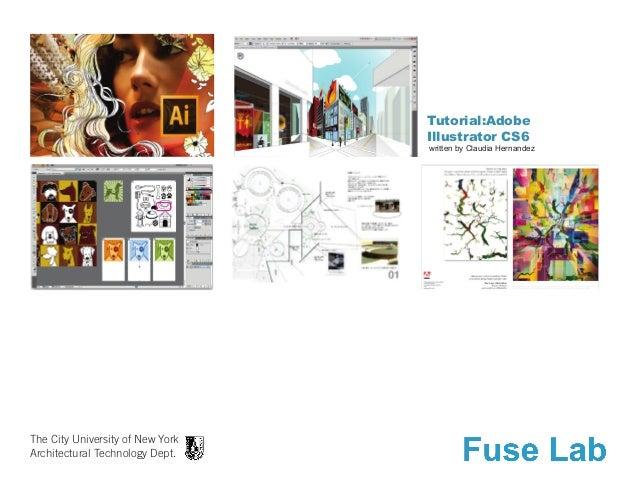 Adobe Illustrator CS6 Primer