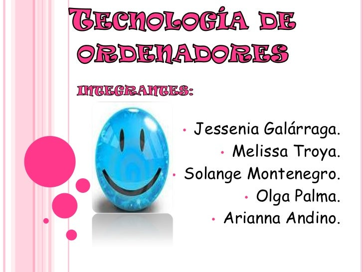 •Jessenia Galárraga.         • Melissa Troya.•   Solange Montenegro.            • Olga Palma.       • Arianna Andino.