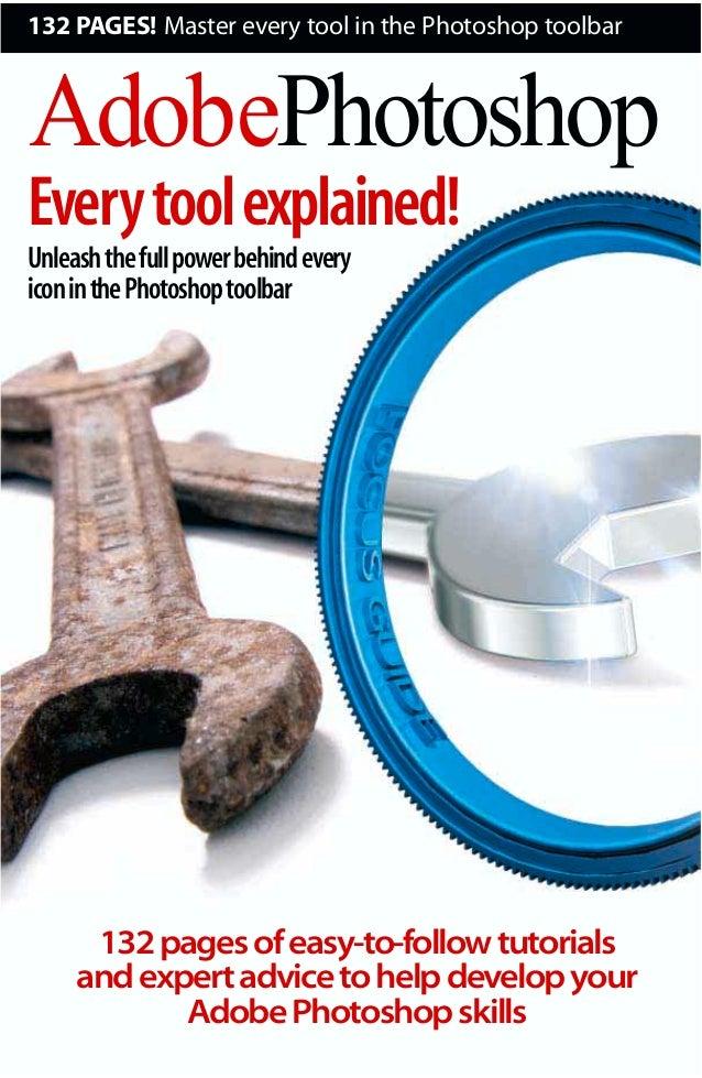 Adobe photoshop   every tool explained! -Prabhaharan429