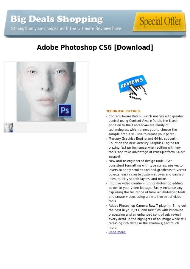 Adobe photoshop cs6 [download]