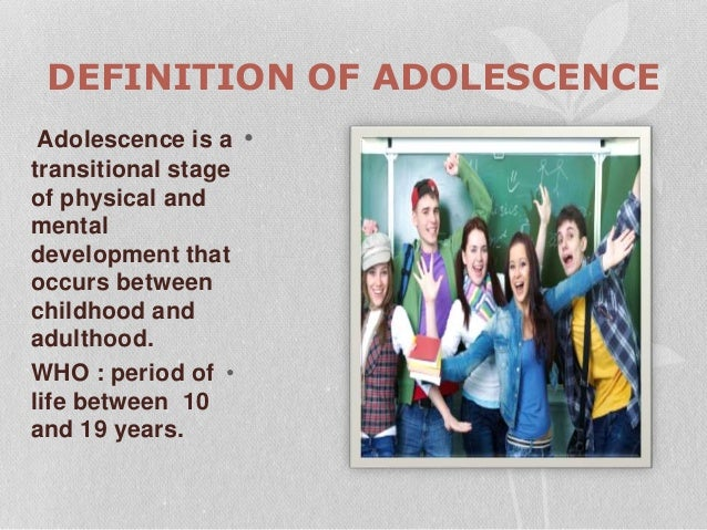 a description of understanding how children and adolescents grow Having good self-esteem is a key component in the healthy development of children and adolescents  concrete in description  we see as children grow.