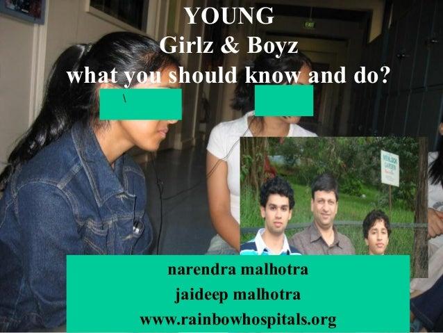 Adolescence  presentation for boyz
