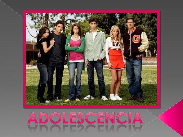Adolescencia <br />
