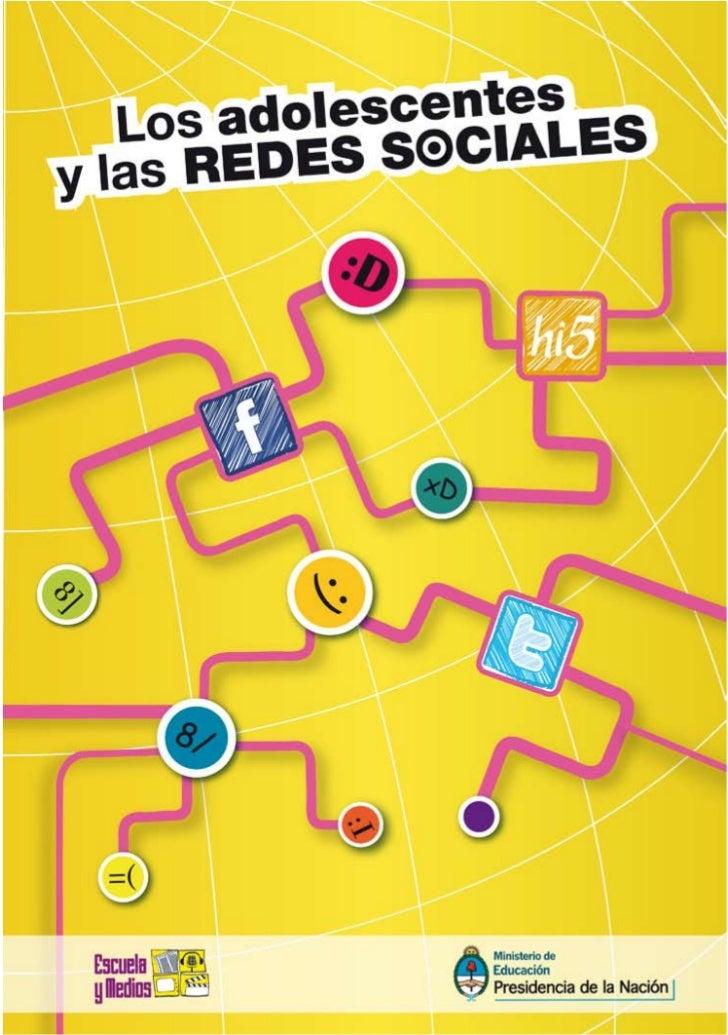 Los adolescentes y las Redes Sociales /   1
