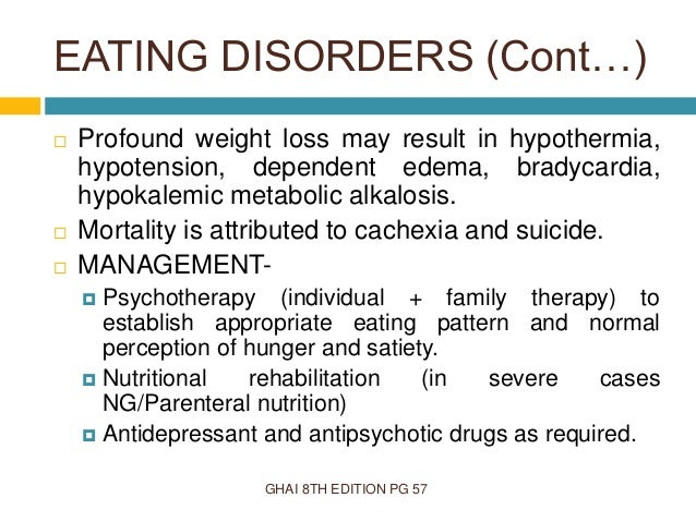 Adolescent health problems